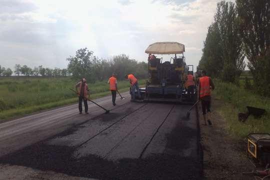 На запорожские дороги пригласили одесситов