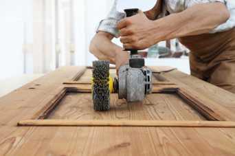 Как выбрать щетки для браширования древесины. Фото и видео