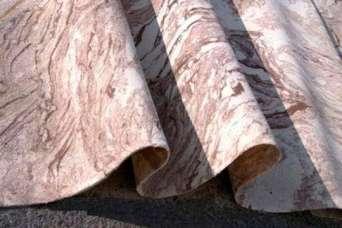 Что представляет из себя новый строительный материал - «гибкий камень»