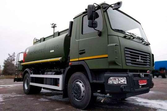 Украинская армия продолжает получать отечественную спецтехнику