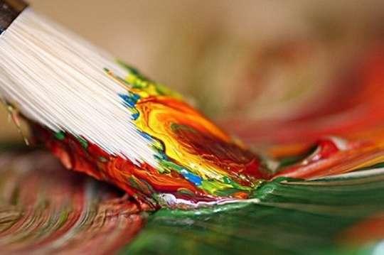 Как долго сохнут разные краски и от чего это зависит. Видео
