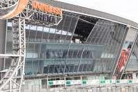 «Донбасс Арена»  превращается в Припять. Фото