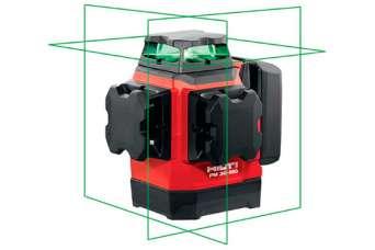 Мультилинейный лазерный нивелир Hilti PM 30-MG. Обзор