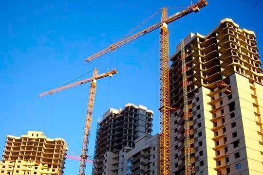 За 4 месяца 2019-го года строительная отрасль выросла на 28%