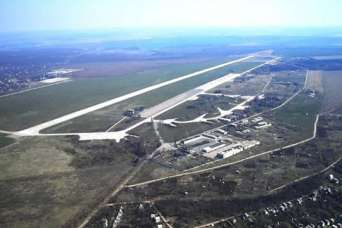 У зоны конфликта собираются строить аэропорт