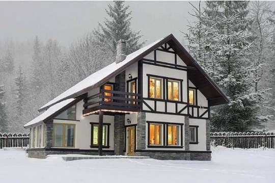 Как построить легкий и теплый дом из сэндвич-панелей
