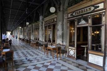 Самое старое кафе в мире закроется из-за эпидемии