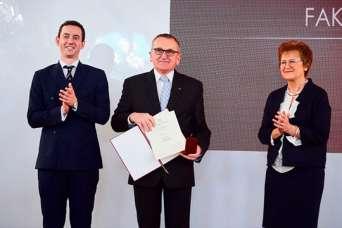 Fakro получила престижную премию за изобретения