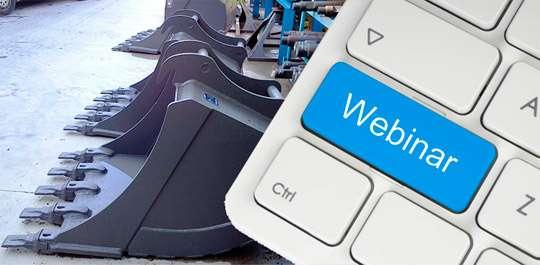 Компания Volvo Construction Equipment начала серию вебинаров и прямых эфиров по теме «констракшн»