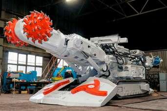 Украина увеличила производство техники для строителей и горняков
