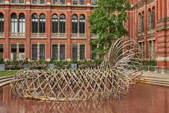 Материал будущего создали из бамбука и углеродного волокна