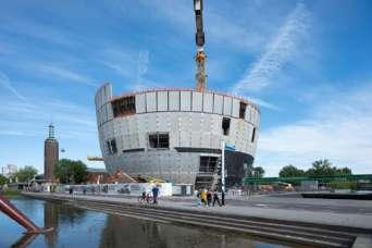 Фасад уникального художественного музея будет отражать небосвод