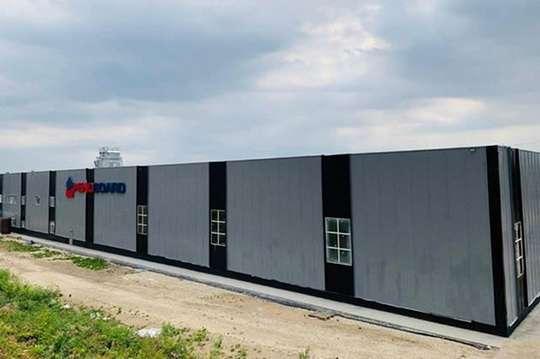 Сегодня в Украине открылся новый завод европейского уровня