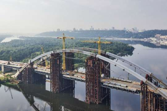 5fede6fd3cc8008c94cb59d6f1fb4ac0 XL - На Подольском мосту начался демонтаж