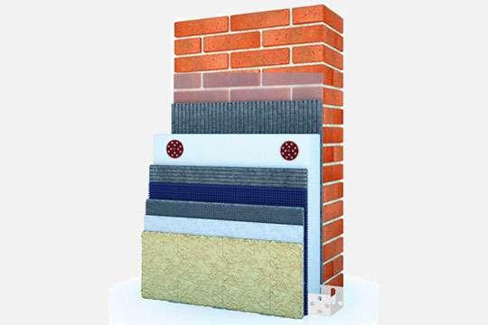 Polimin представил собственную систему утепления фасадов