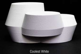 Самая белая краска в мире спасет города от жары