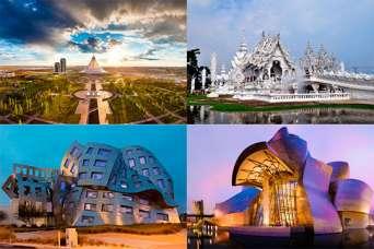 15 зданий мира, которые в корне ломают стереотипы об архитектуре. Фото