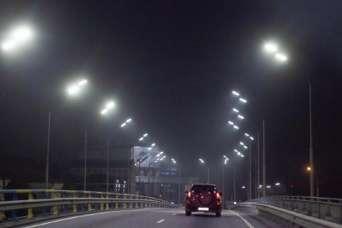 На 17 улицах появится LED-освещение