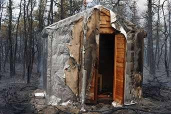 Дома теперь можно защитить от пожара