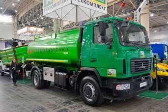 Украинский производитель с начала года изготовил более 20 топливозаправщиков. Фото
