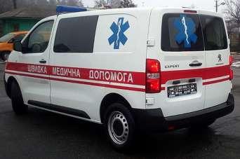 Как найти в Украине современный автомобиль «Скорой помощи»