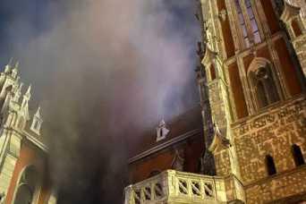 Государство не возьмется полностью оплатить ремонт костела в Киеве