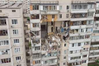 Взорвавшийся дом разберут до конца года