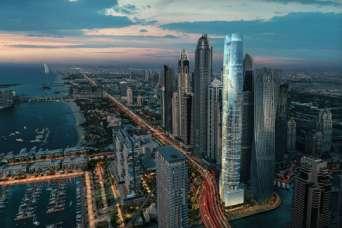 Началось строительство самого высокого отеля в мире