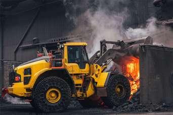 Какие погрузчики металлурги выбирают для тяжёлых условий