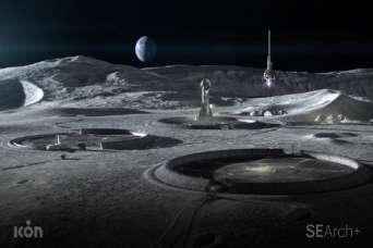 Архитекторы начали разрабатывать технологию космического строительства