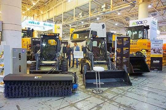 В Украине появился новый отечественный производитель погрузчиков