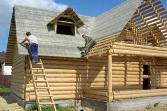 строительство дома на двух участках