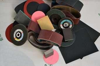Как выбрать оснастку для шлифования разных материалов. Фото и видео