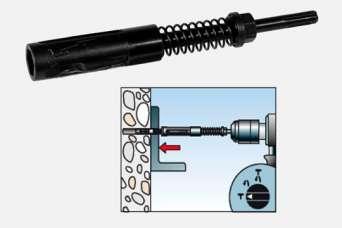 Разработан инструмент для быстрой установки стальных анкеров. Видео