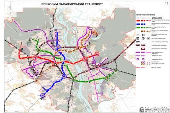 В Киеве отказались от строительства трех станций метро