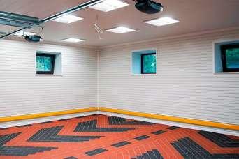 Какими материалами лучше всего отделать гараж изнутри