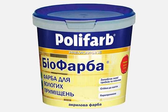 На рынке представлена краска для помещений с повышенной влажностью