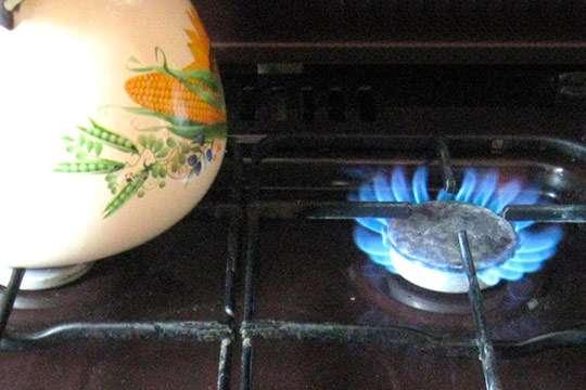 С сегодняшнего дня повысились цены на газ для населения