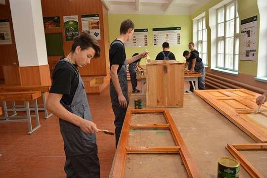Навчальні центри «Śnieżka» - сучасний формат розвитку професійної освіти України