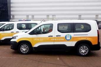Украинские метрологи получили партию спецмашин на базе Peugeot