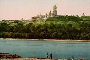 Киев 120 лет назад: цветные фотографии из архива Конгресса США. Часть 2