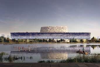 У самого длинного канала в мире построят гороподобный музей