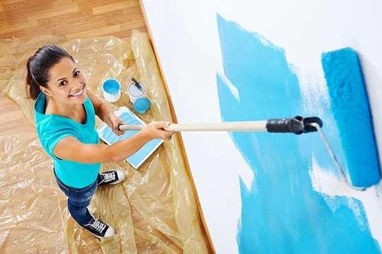 Пофарбуй стіни – онови інтер'єр