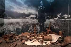 Какие тайны скрывает киевский Музей истории Украины во Второй Мировой войне. Фото