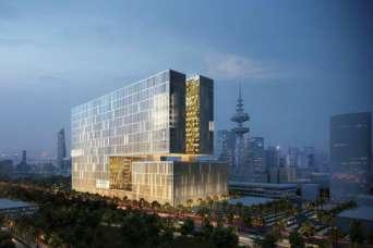 Дворец правосудия станет самым большим судебным зданием в мире