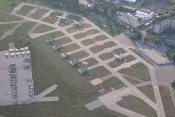 Под Одессой хотят забрать военный аэродром