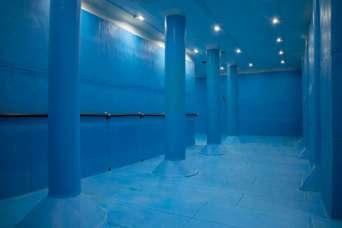 В Киеве реконструировали резервуар для хранения чистой воды