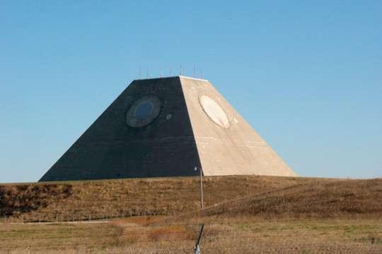 В чем загадка американской пирамиды