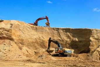 """Для """"Большого строительства"""" выделили новые залежи песка"""