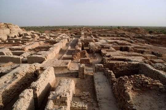 Как в одну секунду погиб идеально спроектированный древний город